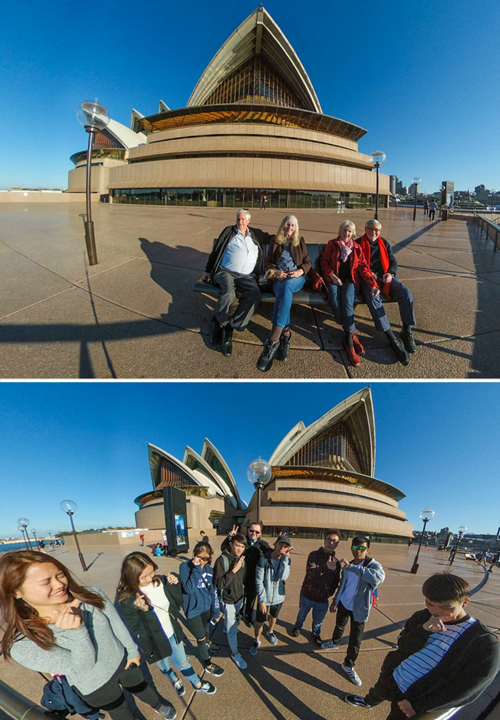 Sydney Opera House Tourist 360 photos sold on My 360 Shop